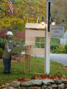 scarecrow architect on the job 2013