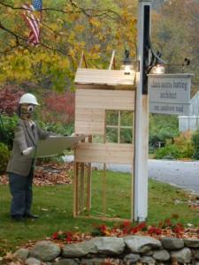 scarecrow architect on the job 2013